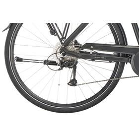Ortler Tours Nyon - Vélo de trekking électrique - Trapez noir